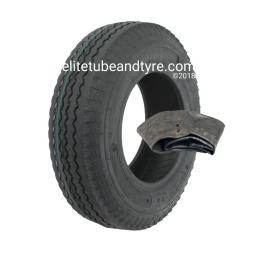 4.80/4.00-8 6PR 70M Kenda K-371 High Speed Trailer Tyre & Tube set (335kg, 81mph)