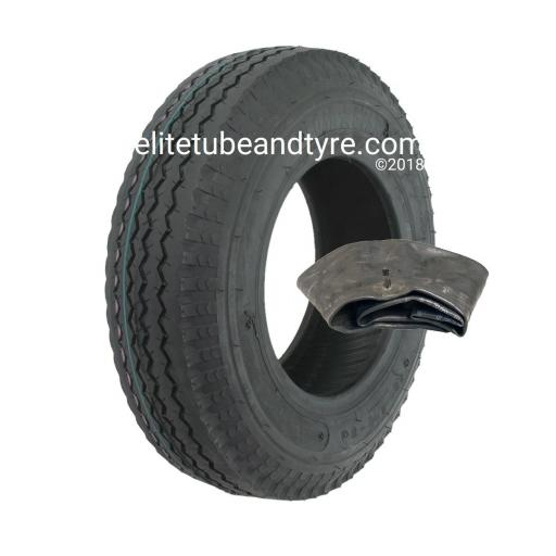 4.80/4.00-8 6ply 70M Kenda K-371 High Speed Trailer Tyre & Tube set