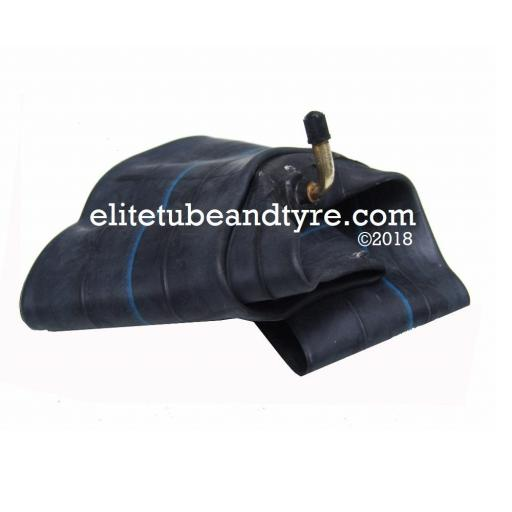 120/70-12 Inner Tube, Bent Metal Valve TR87