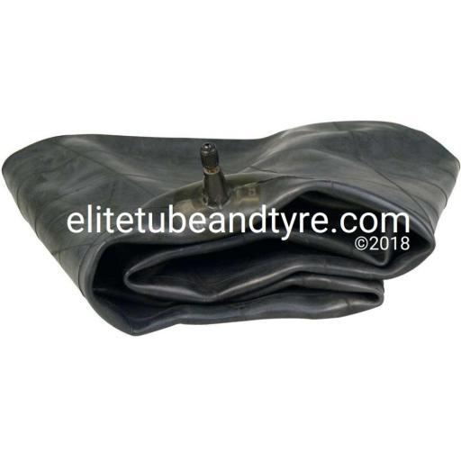 400/70-20 Inner Tube, Wide Rubber Valve TR15