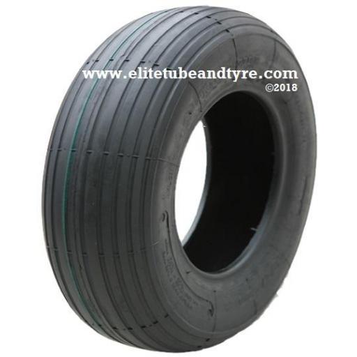 3.50-8 4ply Deestone D-601 HeavyDuty MultiRib Tyre
