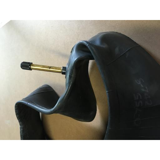 4.00-8 Inner Tube, Straight Metal Valve