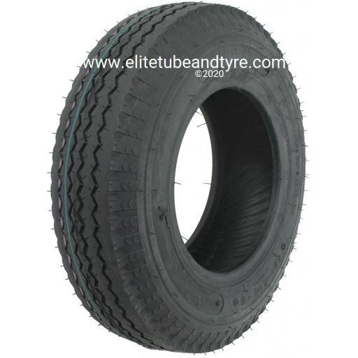 4.80/4.00-8 4pr 62M (265kg, 81mph) Kenda K-371 High Speed Trailer Tyre, Tubeless