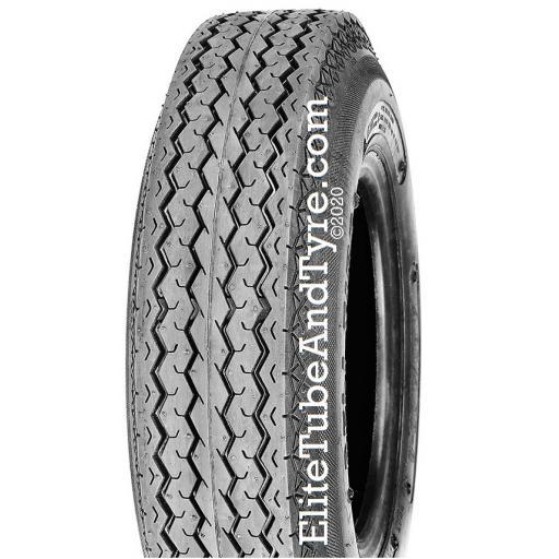 5.00-10 8PR Kenda Trailer Tyre (500kg, 81mph), TL