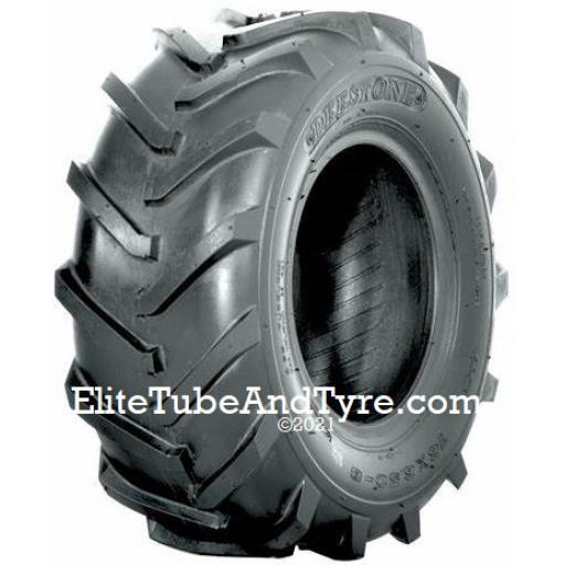 13x5.00-6 4PR 52A3 Deestone D-407 Tractive Tyre, TL