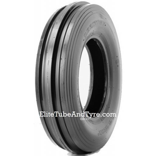 4.00-12 4PR 56A8 Deestone D-401 3-Rib F2 Tyre, Tube Type