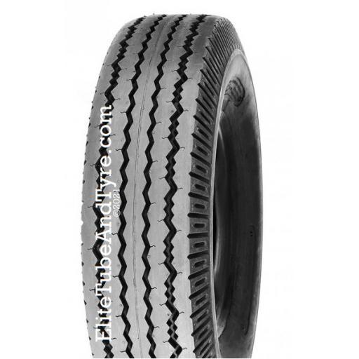 6.00-9 10PR 95M Deli S-252 Trailer Tyre, Tube Type